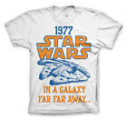 Star Wars - T-Shirt 1977 - Licence officielle !