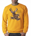 Long Sleeve T-shirt Adult Youth Nature Deer Whitetail Buck Hunting
