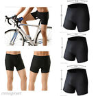 New Men Underwear Bike 3d Bicycle Cycling Riding Shorts Padded Pants Size M--xxl
