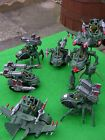 WH40K COMPATABLE , ASSORTED VEHICLES,  MULTI-LISTING