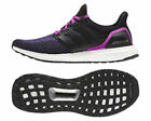 Adidas Women's Ultra Boost Black Purple Trainers Shoes AQ5935