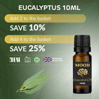 10ml Essential Oil 100% Pure & Natural Aromatherapy Diffuser Essential Oils