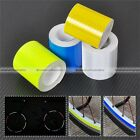 1pc 3M Car Truck Reflective Safety Warning Conspicuity Roll Tape Film Sticker S3