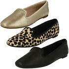 Clarks Ladies Versatile Loafers - Chia Milly