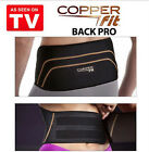 Внешний вид - Copper Fit Back Pro Back Brace Compression Lower Lumbar Support Belt S/M & L/XL
