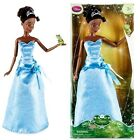 DISNEY PRINCESS CLASSIC DOLL TIANA - PRINCESS and THE FROG