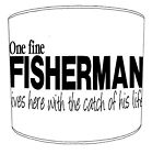 Sea Fishing, Carp Fishing, Fly Fishing, Pike & Course Fishing Designs Lampshades