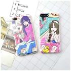 New Cute Cartoon Soft TPU Silicone Rubber Phone Back Pattern Case Cover
