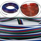 5M 5050 Ice-Blue 10mm Width 300LED Flexible Tape Rope Strip DC12V IP20 IP65 IP67