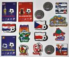 Decor Magnets Football Southern Europe Eastern europe Turkey OMV