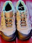 Womens hiking shoes Patagonia T80918 Vibram soles MSRP $125+  grey green Nwt 7.5