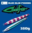 BLUE BLUE FISHING HIGH & SLOW PITCH JIG CONIFER 160g