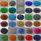 Wholesale 100-1000pcs 4-6mm Swarovski Crystal 5301# Bicone Beads U Pick Color