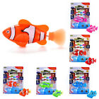 swimming fish toy - Fashion Swimming Robofish Activated Battery Powered Robo Fish Toy Robotic Fish