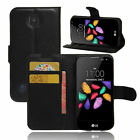 Flip Magnetic Card Slot Wallet PU Leather Phone Case Stand Cover For LG K3 4G