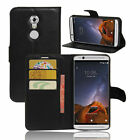 Flip Magnetic Card Wallet PU Leather Case Stand Cover Skin For ZTE AXON 7 mini