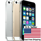 Apple IPHONE 5S 16GB 32GB WORLDWIDE GSM UNLOCKED GRAY/ GOLD/ SILVER ATT TMOBILE