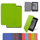 Ultra Slim Leather Wake Magnetic Case Cover For Amazon Kindle Paperwhite 1 2 3
