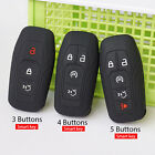 Silicone key fob cover case for ford Mondeo fusion EXPLORER Mustang EVEREST
