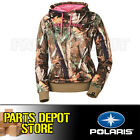 NEW 2017 PURE POLARIS WOMENS CAMOUFLAGE HOODIE - PURSUIT CAMO/PINK (Small-3XL)