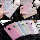 Luxury Bling Glitter TPU Soft Gel Silicone Case Cover For Apple iPhone Models