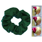 Forest Full & Fluffy Scrunchies 3 Sizes 40+ Colors Ponytail Holder Made in USA