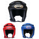 Farabi Boxing Head Guard Martial Art Kickboxing Training Punch Protection Helmet