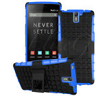ONEPLUS PHONE HEAVY DUTY DUAL LAYER TOUGH SHOCKPROOF CASE COVER PROTECTION - UK