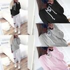 New Women Long Sleeve Hoodie Sweatshirt Sweater Lady Casual Jumper Coat Pullover