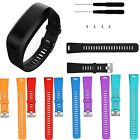 Sport Style Silicone Wrist Band Bracelet Strap For Garmin Vivosmart HR With Tool