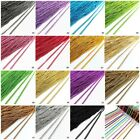 1/5/10M Aluminum Cable Open Link Chain For Necklace Bracelet Jewelry Making