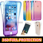 New ShockProof Silicone 360 Rugged Case Cover for Apple iPhone 5 7 6s plus
