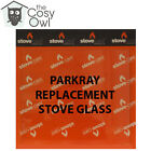 Parkray Replacement Stove Glass - Heat Resistant Glass For Parkray Stoves