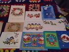 20 Assorted BIRDS Christmas Greeting Cards with Beautiful Different Designs
