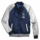 ADIDAS ORIGINALS STAR WARS SATIN EMPIRE VADER DARTH BLUE TRACK TOP JACKET