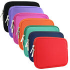 """Neoprene Sleeve Cover Case Pouch for with Zip for 9.7 - 10.1"""" inch Tablet"""