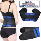 Women Mens Body Shaper Corset Cincher Tummy Girdle Slimming Support Brace Belt