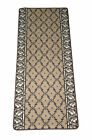 Trellis Beige Washable Non-Skid Carpet Rug Runner
