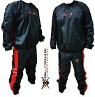 New Heavy Duty Sweat Suit Sauna Exercise Gym Suit Fitness Weight Loss Anti-Rip