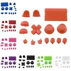 Replacement Button Custom Mod Kit For PS4 Playstation 4 Controller SolidColor LO