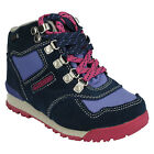 GIRLS KIDS MERRELL EAGLE ORIGINS WATERPROOF LEATHER LACE UP OUTDOOR ANKLE BOOTS