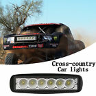 LED Work Light Bar 18W For Car Truck Boat Tractor Road Work Lamp LED Lights LO