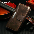 Luxury Litchi PU Leather Wallet Case Cover Stand For Phone 5s / 6 / 6s / Plus