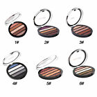 Miss Rose 5 Colors Eyeshaow Earth Color Round Shape Horizontal Grid Palette LO
