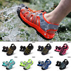 SN210 Womens Sports Sandals Water Shoes Fishermen Hiking Beach Shoes Trainers