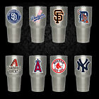 MLB BASEBALL decals stickers ALL TEAMS yeti rambler Tumbler Colster car truck