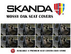 Mossy Oak Camo Tailored Front Seat Covers for Nissan Titan from Coverking
