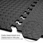 Puzzle Gym Soft Eva Foam Floor Interlocking Tiles Exercise Mats Yoga