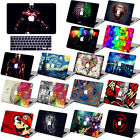 "Creative Print Rubberized Hard Case For Macbook PRO 13""(Touch Bar)/Older Pro 13"""