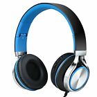 Stereo Headsets Headfones Earbuds Strong Low Bass Mp3 4 Gaming Kids Students